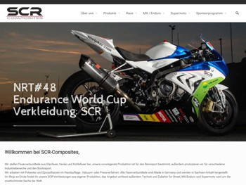 SCR-Composites Homepage